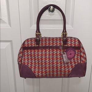 Coach soft patterned purse